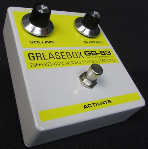 D*A*M GB-83 Breasebox