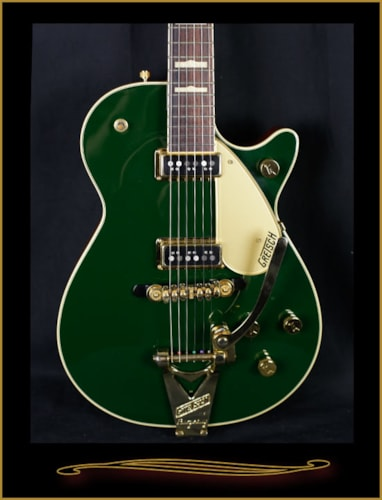 Gretsch G6128TCG Duo Jet with Bigsby and Gold Hardware