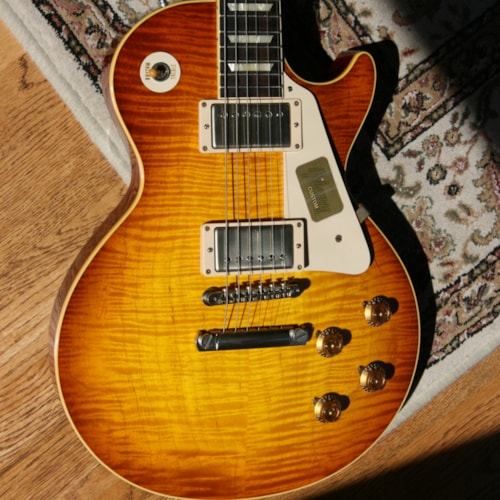 Gibson Historic '59 Les Paul Tom Murphy Painted COVER BURST 1959 Historic R9