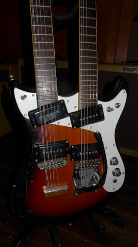 Mosrite Joe Maphis Double