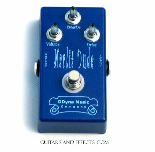 Other DDyna Narlie Dude HEAVY! 50dB of Drive/ Overdrive DDyna Narlie Dude HEAVY!