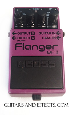 Other Boss BF-3 Flanger
