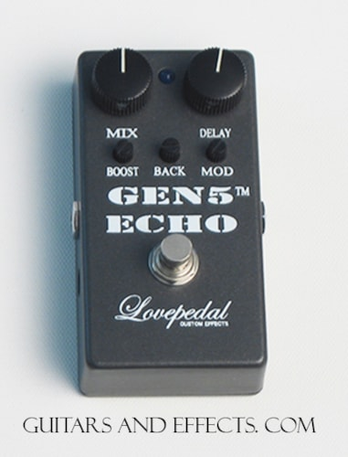 Other Lovepedal GEN 5 Echo