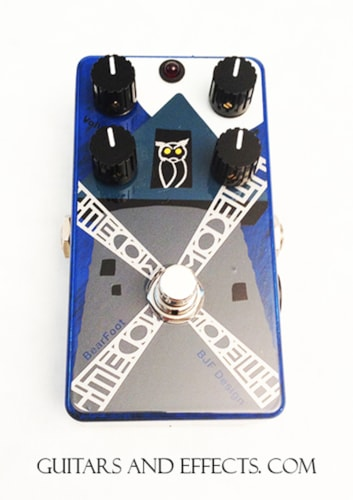 Other Limited Edition Bearfoot Model H 4K Bear Foot Overdrive Distortion