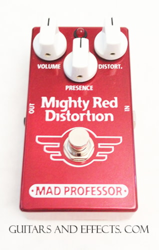 Other Mad Professor Mighty Red Distortion