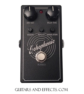 Other Lovepedal Echophonic Delay Lovepedal Echophonic Delay