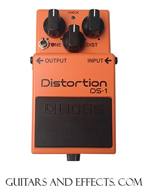Other Keeley Modded Boss DS-1 Distortion