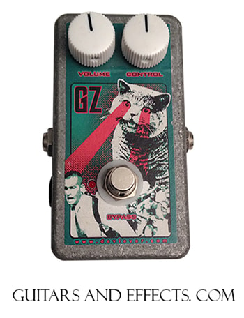 Other Effector 13 [ Devi Ever ] Krackle Fuzz
