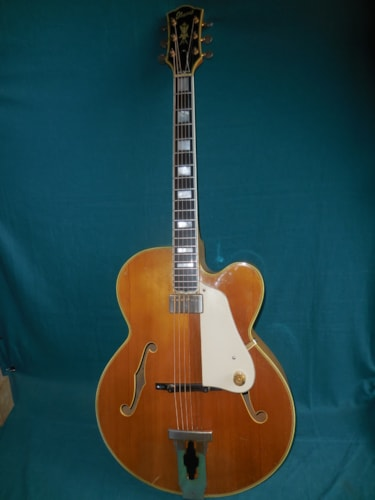 1977 Ibanez  gibson L5C copy model 2471