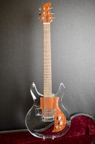 Ampeg Dan Armstrong Lucite