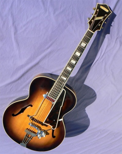 D'Angelico Style A-1, DeArmond Pickup