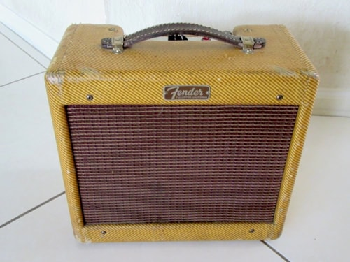 1956 Fender® Champ® Amp