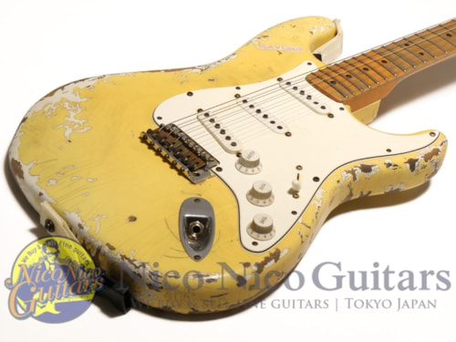 2008 Fender® Custom Shop Yngwie Malmsteen Tribute Stratocaster® by Jason Smith