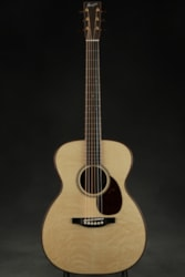 Bourgeois OM DB Signature - Bearclaw German/Master Brazilian