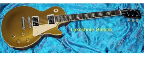 1996 Gibson Les Paul Classic Goldtop