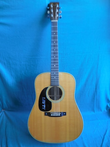 2006 Martin HD 28 custom lefty