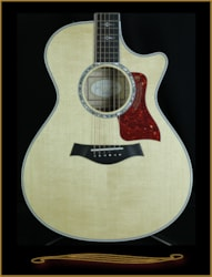 Taylor 612CE with Performance Package Upgrades