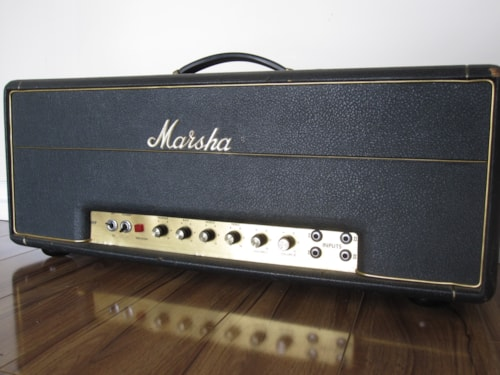 1970 VINTAGE MARSHALL SUPER BASS 100W AMP
