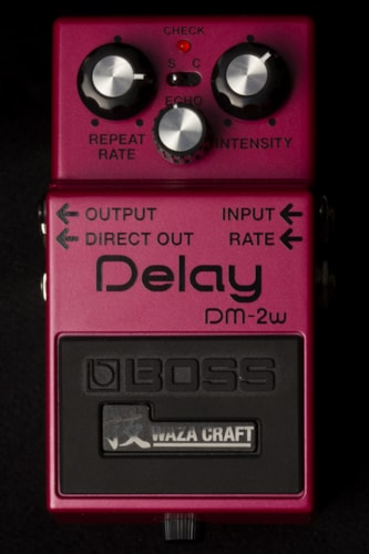 2016 BOSS DM-2w Analog Delay (Waza Craft)