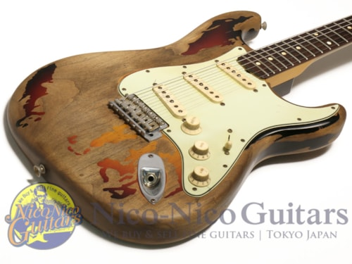 2005 Fender® Custom Shop Rory Gallagher Tribute Stratocaster®