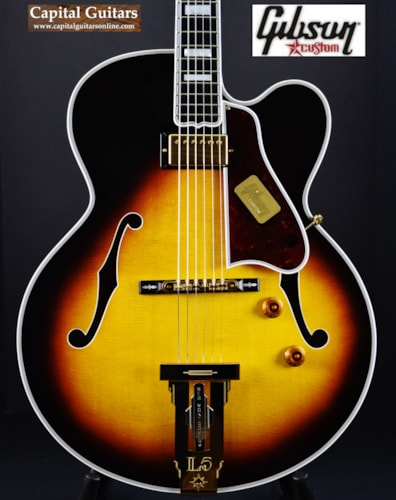 2014 Gibson Nashville L5 CES Wes Montgomery
