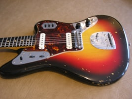 1962 Fender® Jaguar®