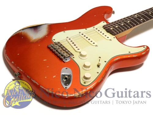 2008 Fender® Custom Shop Masterbuilt '60 Stratocaster® Relic® by Jason Smith