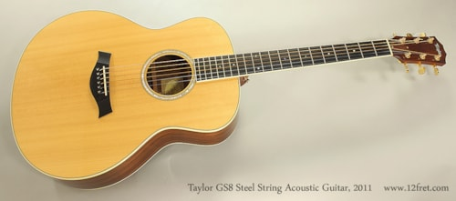 2011 Taylor GS8