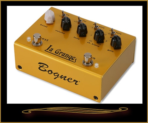 Bogner La Grange Boost and Overdrive Pedal