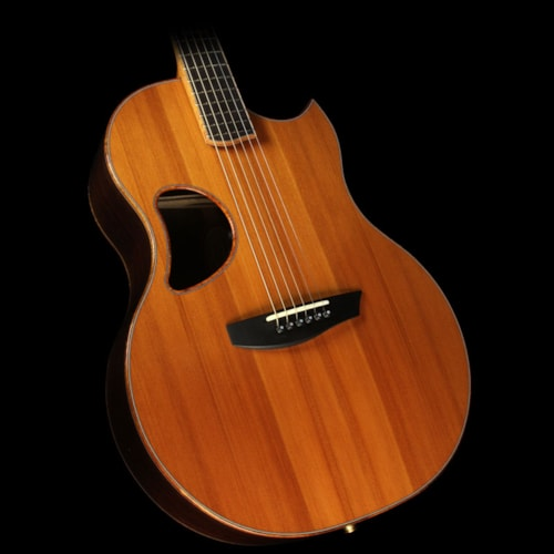 McPherson Camrielle 3.5 California Redwood and East Indian Rosewood Acoustic Guitar Natural