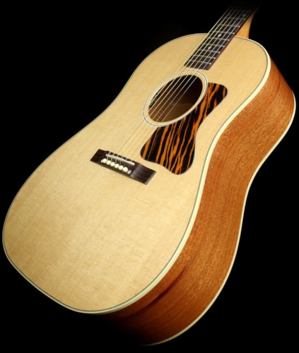 Gibson Used 2015 Gibson Montana J-35 Slope-Shoulder Dreadnought Acoustic/Electric Guitar Natural