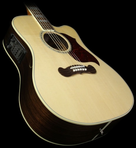 Gibson Used Gibson Montana Songwriter Deluxe Cutaway Dreadnought Acoustic-Electric Guitar Natural