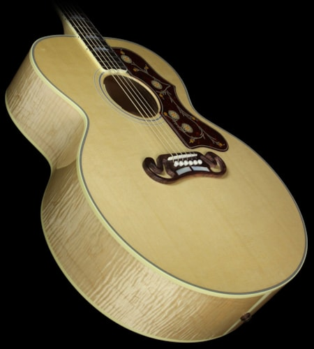 Gibson Used Gibson Montana SJ-200 Acoustic-Electric Guitar Antique Natural
