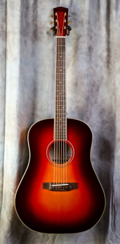 2016 Bedell Guitars Wildfire Dreadnaught