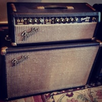 1965 Fender® Tremolux Head and Cab