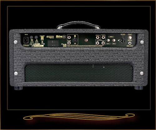 Bogner Store Demo Shiva Head with EL34s and Reverb