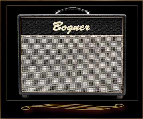 2016 Bogner 112CPS Shiva Size 1x12 Dual Ported Cabinet