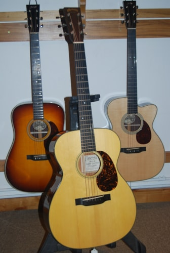 2010 Martin 000-18GE (Golden Era 1937)