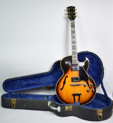 1970 Gibson Vintage ES-175 Archtop Electric Guitar USA w/OHSC 1