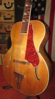 1949 Regal Esquier Archtop Acoustic