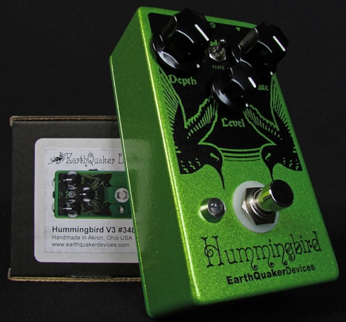 2016 EarthQuaker Devices Hummingbird V3