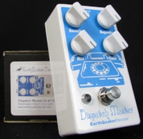 2016 EarthQuaker Devices Dispatch Master V2