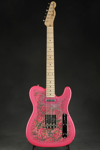 Fender '69 Classic Pink Paisley Telecaster