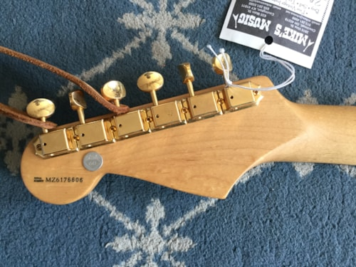 2006 Fender 60th Anniversary Deluxe Stratocaster