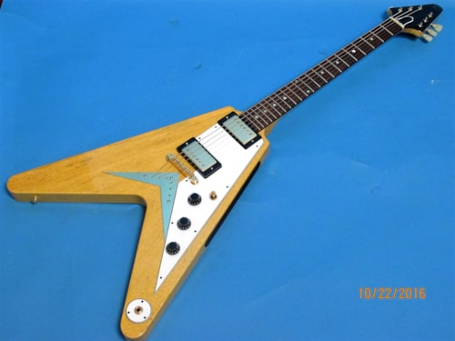 Ron THORN '58 Gibson Flying V Replica