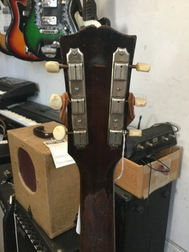 1957 Gibson J-45 Acoustic Guitar