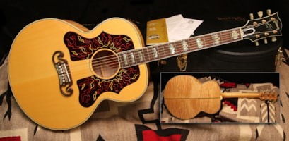 1997 Gibson Ron Wood J200 Limited Edition