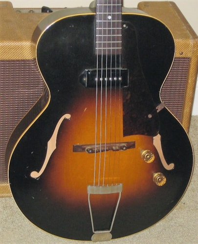 1952 Gibson ES-125 Thick