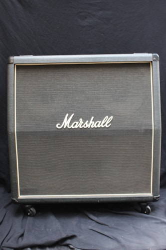 ~1980 Marshall 4X12 1960A Lead Cabinet