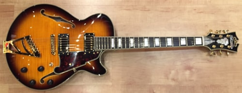2016 D'Angelico EX-SS Electric Guitar